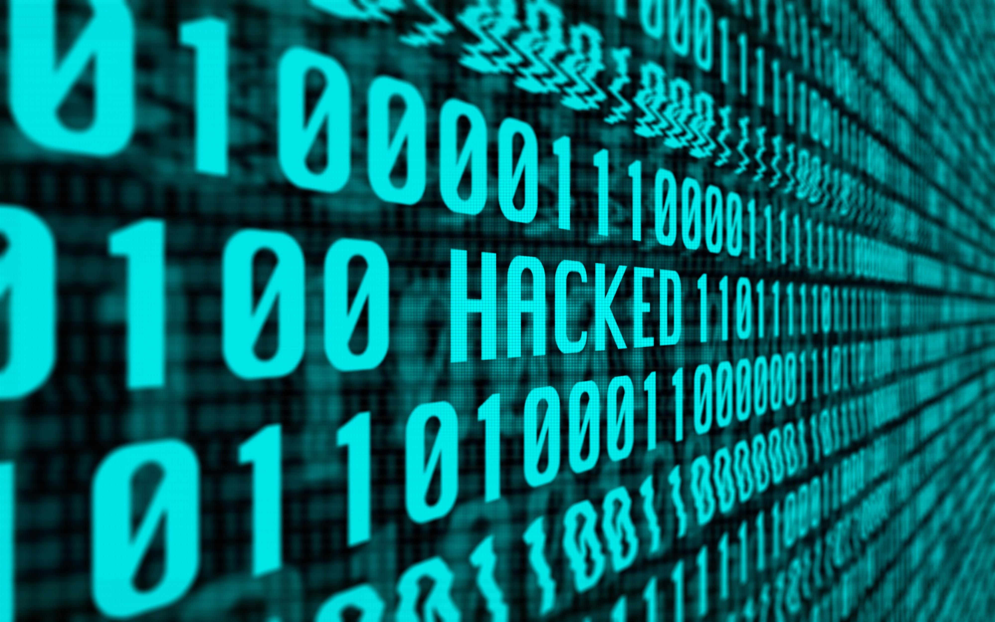 Hacking Logo