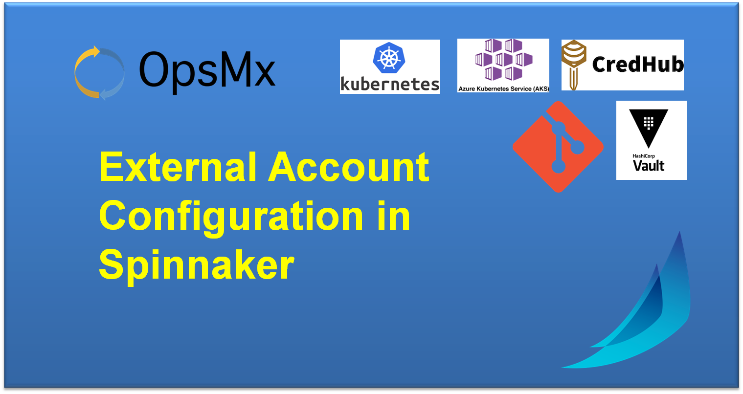 External Account Configuration in Spinnaker