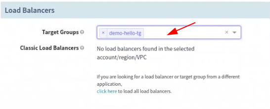 Configure Load Balancer for the Deploy Stage in Spinnaker