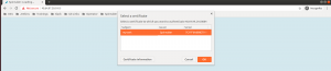 Enable X.509 certificate