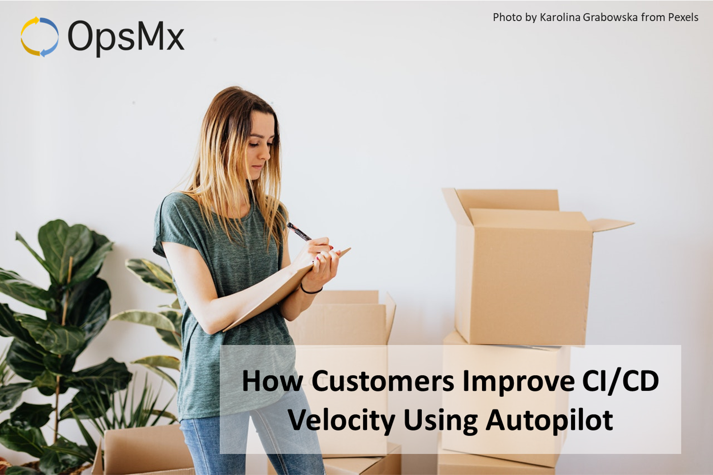 How customers use Autopilot to accelerate their CI/CD Pipeline
