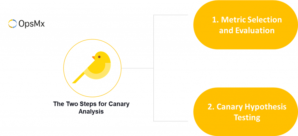 The Two Steps for Canary Analysis
