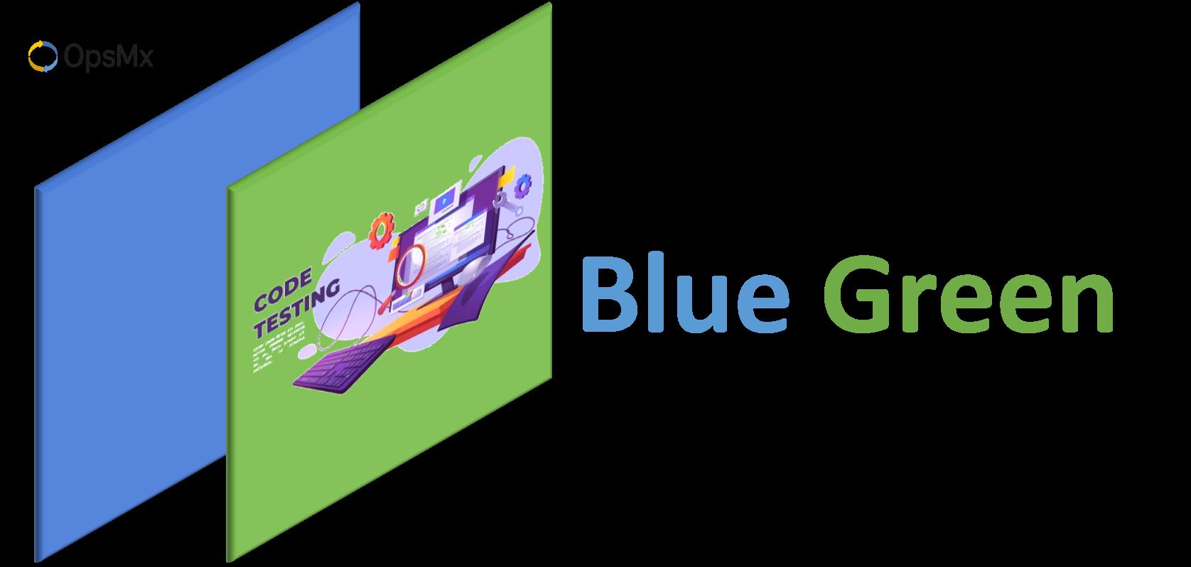 Blue Green Deployment Hero