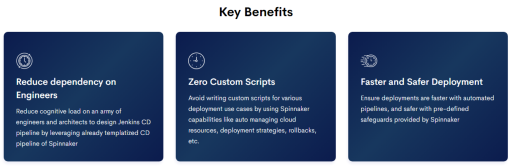 Key Benefits from Spinnaker with Jenkins