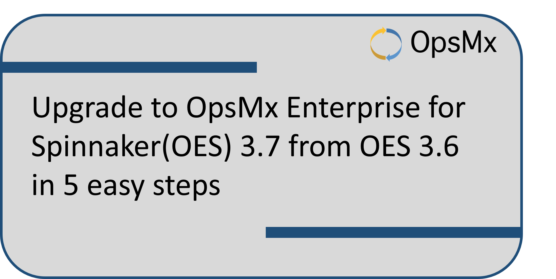 Upgrade to OES 3.7 from OES 3.6