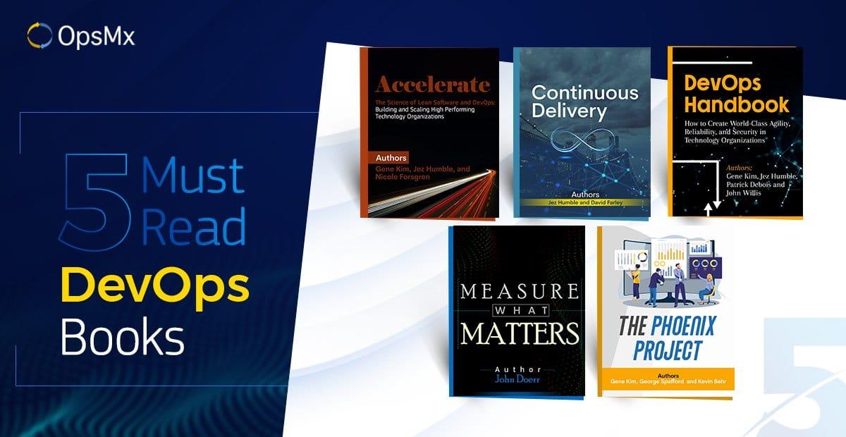 5 Must Read DevOps Books