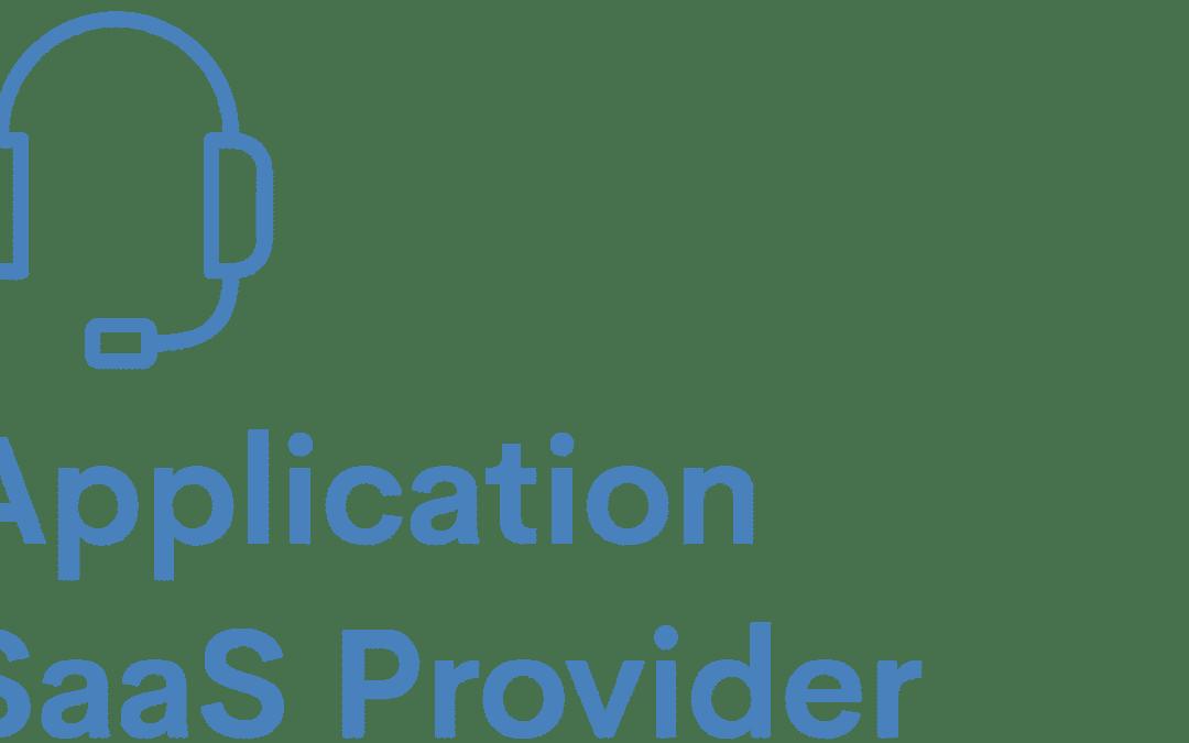 Application SaaS provider