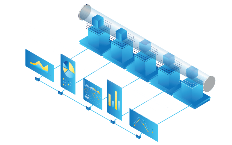 Automatically trace artifacts through all pipelines to increase security. Make better decisions using real-time visibility. Remove bottlenecks by sharing best practices across your entire deployment process.